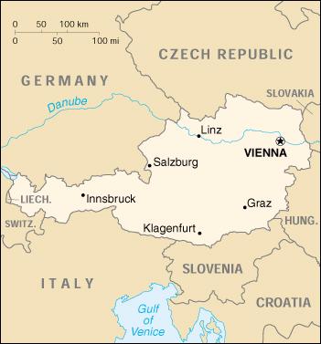 Cartina Austria Vienna.Wps Port Of Vienna Contact Information