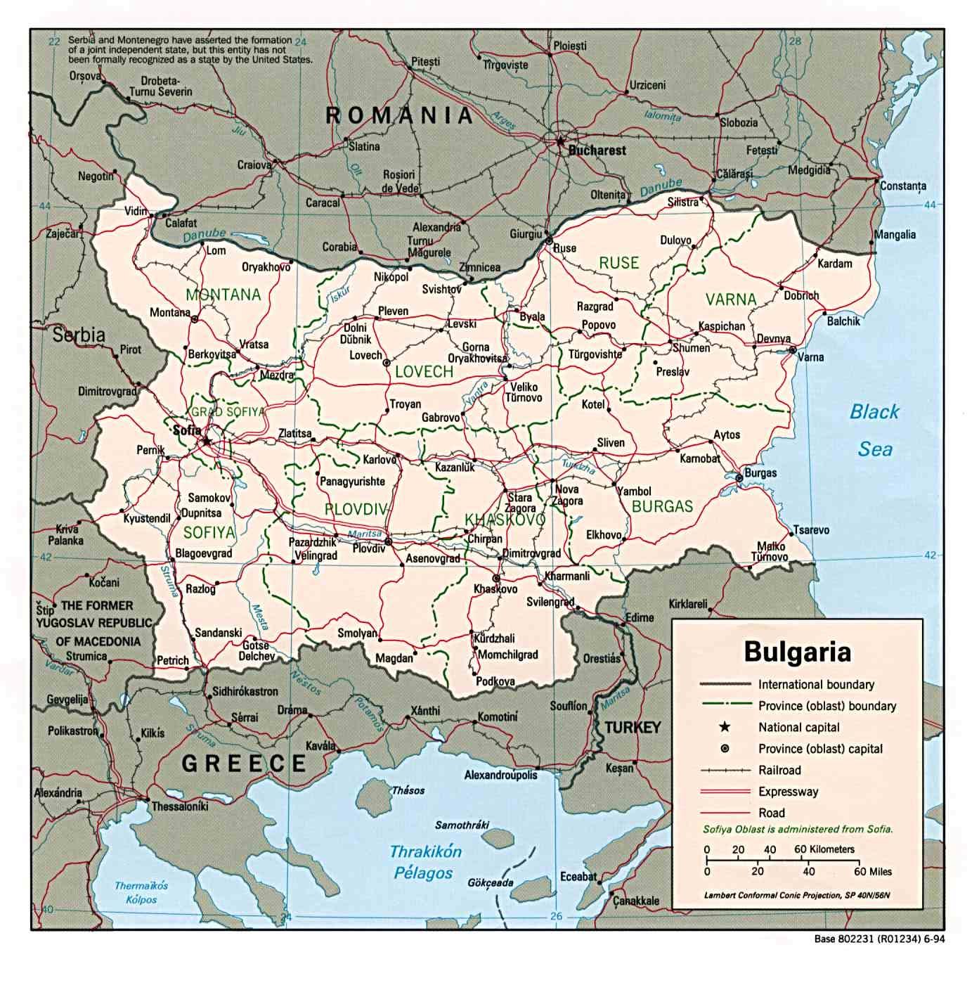 WPS Port Of Varna Satellite Map - Varna map