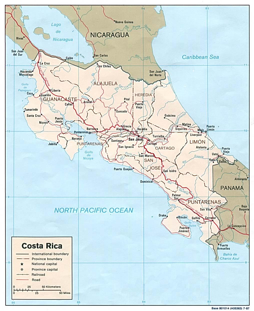 golfito costa rica map Wps Puerto Golfito Satellite Map golfito costa rica map