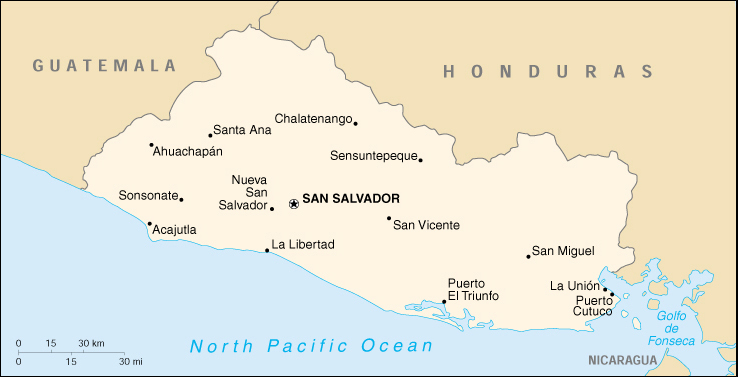 WPS Port of La Union satellite map