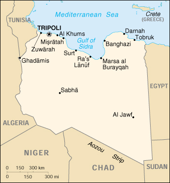WPS Port Of Tripoli Contact Information - Where is tripoli