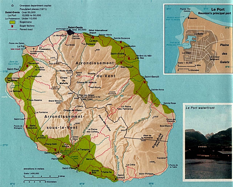 Wps West Port Old Port Satellite Map