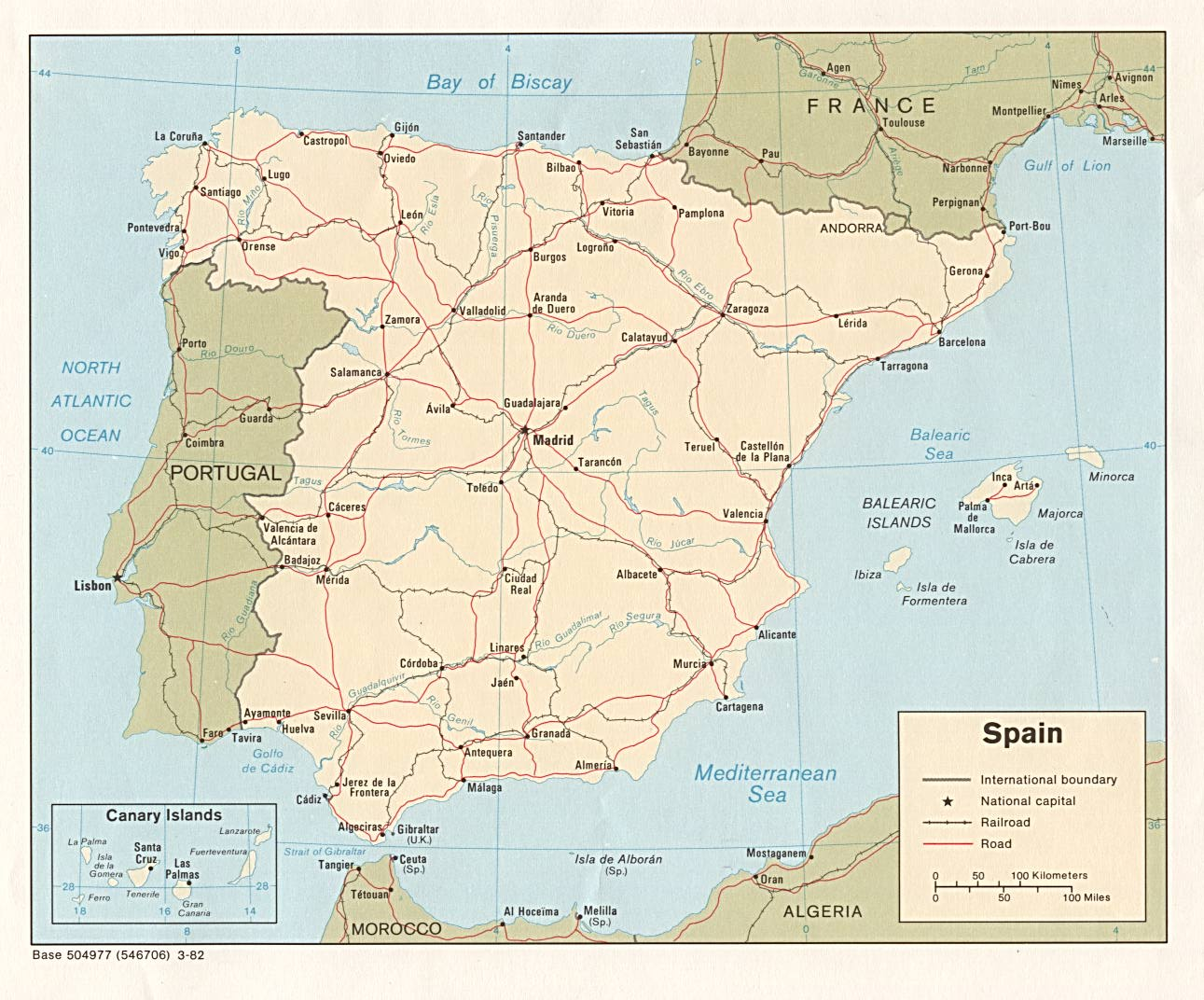 Moron Spain Map.Wps Port Of Algeciras Bay Contact Information