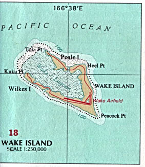 WPS - Port of Midway Island satellite map
