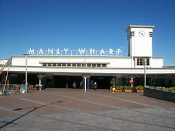 Manly Ferry Wharf<br>Sydney