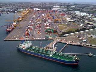 DP World Container Terminal<br>Sydney