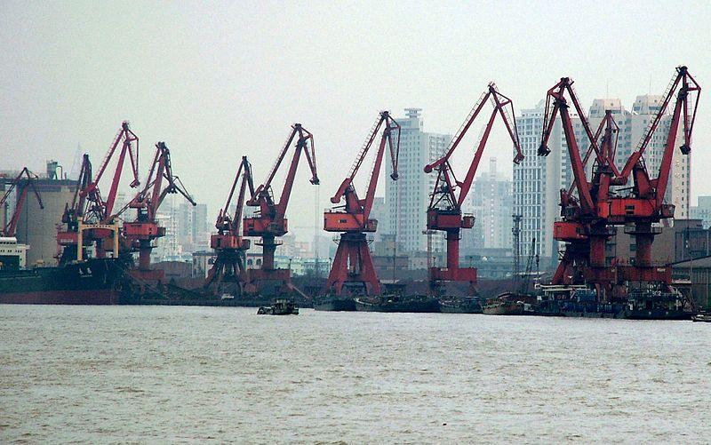 WPS - Port of Shanghai port commerce