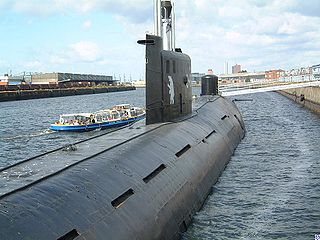 Russian Submarine U 434