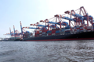 Container Terminal<br>Hamburg