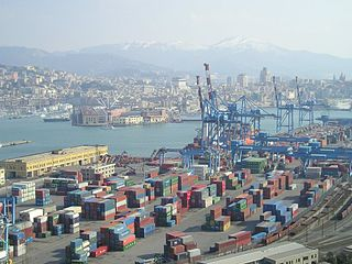 Container Terminal<br>Genoa