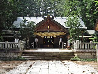Atsuta Shrine haiden
