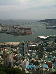 Nam Harbor<br>Busan