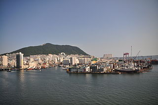 Youngdo-gu district<br>Busan