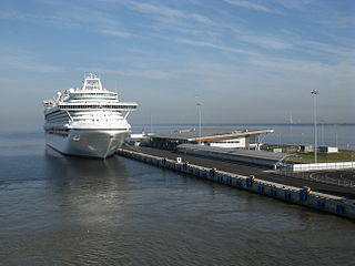 Sea Passenger Terminal<br>Port of St. Petersburg