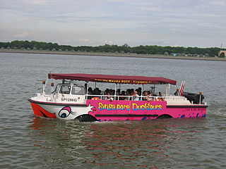 Singapore Duck Boat Tours