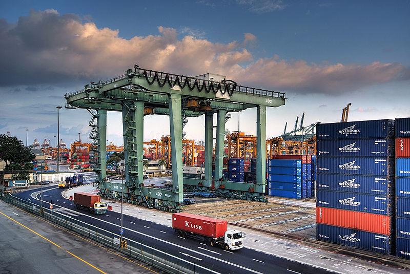 Wps Port Of Singapore Port Commerce