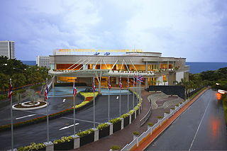 Pattaya Exhibition And Convention Hall