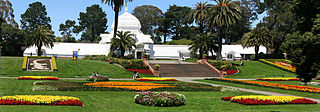 Conservatory of Flowers<br>Golden Gate Park