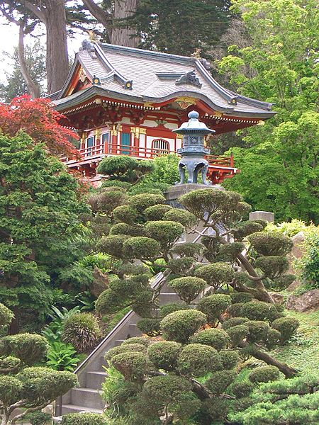 Wps port of san francisco review - Japanese tea garden san francisco ...