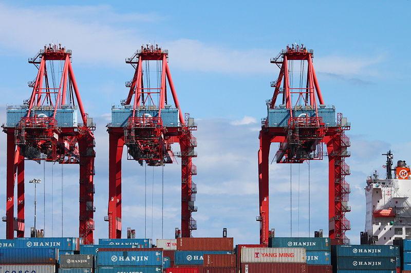 WPS - Port of Los Angeles port commerce