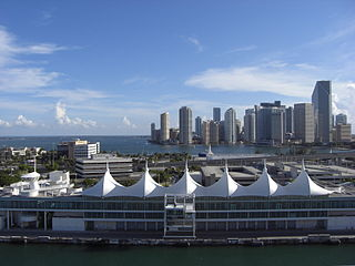Port of Miami Cruise Terminal