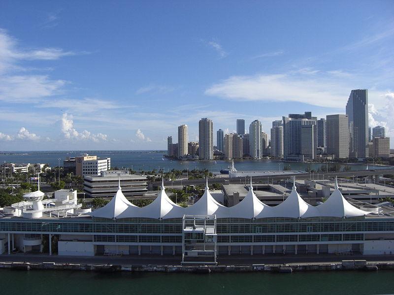 WPS Port Of Miami Review - Miami cruise ship terminal