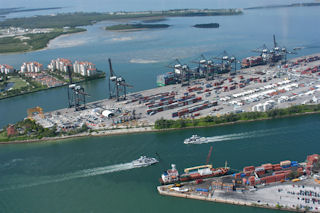 South Florida Container Terminal (SFCT)