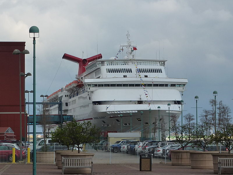 WPS Port Of New Orleans Review - New orleans cruise ship terminal