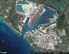 WPS - Freeport Container Port satellite map Satellite Map Of Freeport Bahamas on map fla bahamas, map of cancun, map of montego bay jamaica, map of barbados, map of delhi india, map of freeport texas, map of buenos aires argentina, map of rio de janeiro brazil, map of barcelona spain, grand lucayan bahamas, map of curacao, map of freeport maine, map of madrid spain, nassau bahamas, map of nassau and freeport, map long island bahamas, map of managua nicaragua, map of san salvador el salvador, map of fort de france martinique, map of freeport trinidad,